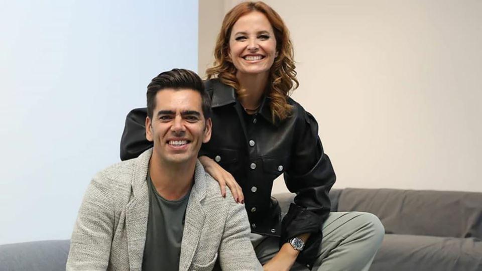 Cristina Ferreira e Pedro Fern...