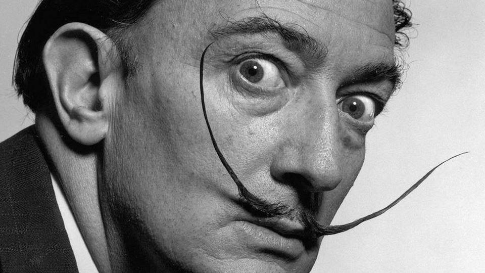 Salvador Dalí foi salvo por Ar...