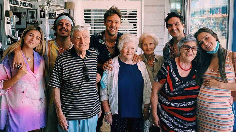 D.A.M.A reúnem avós em almoço ...