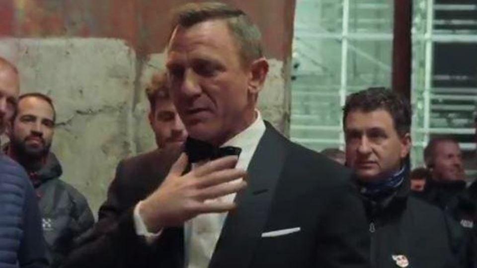 O adeus a 007: Daniel Craig nã...