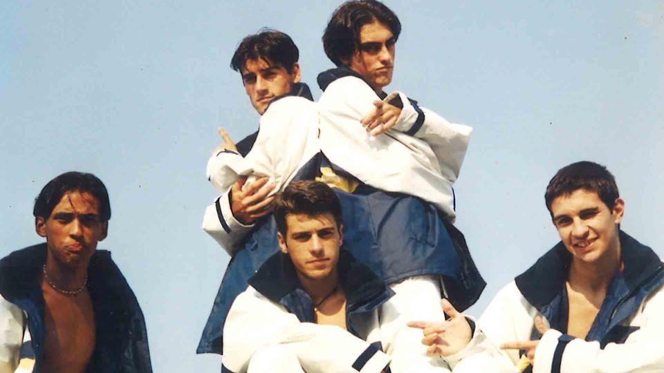 Daniel Fontoura nos Ultimate Boys