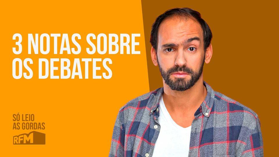 Duarte Pita Negrão: 3 notas so...