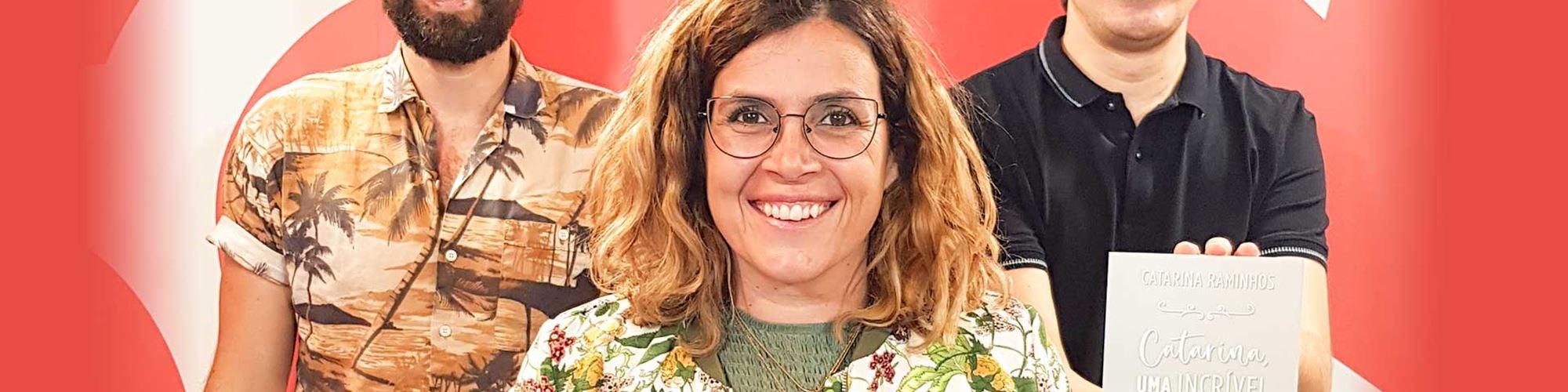 """""""O Raminhos nem nos sonhos me consegue trair""""- Catarina Raminhos à RFM"""