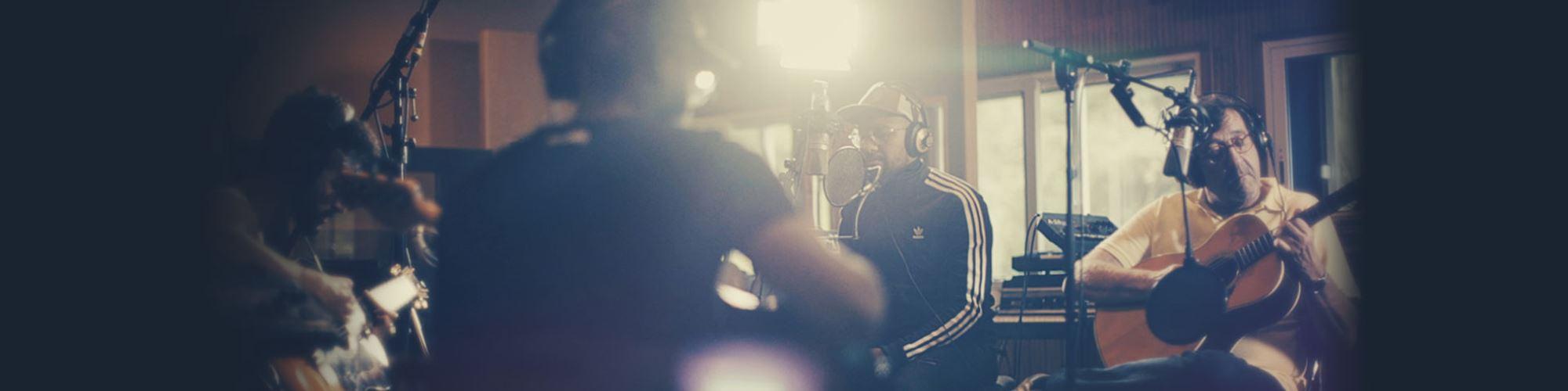 Os HMB concretizaram o sonho de gravar com Rui Veloso. Ouve aqui a música