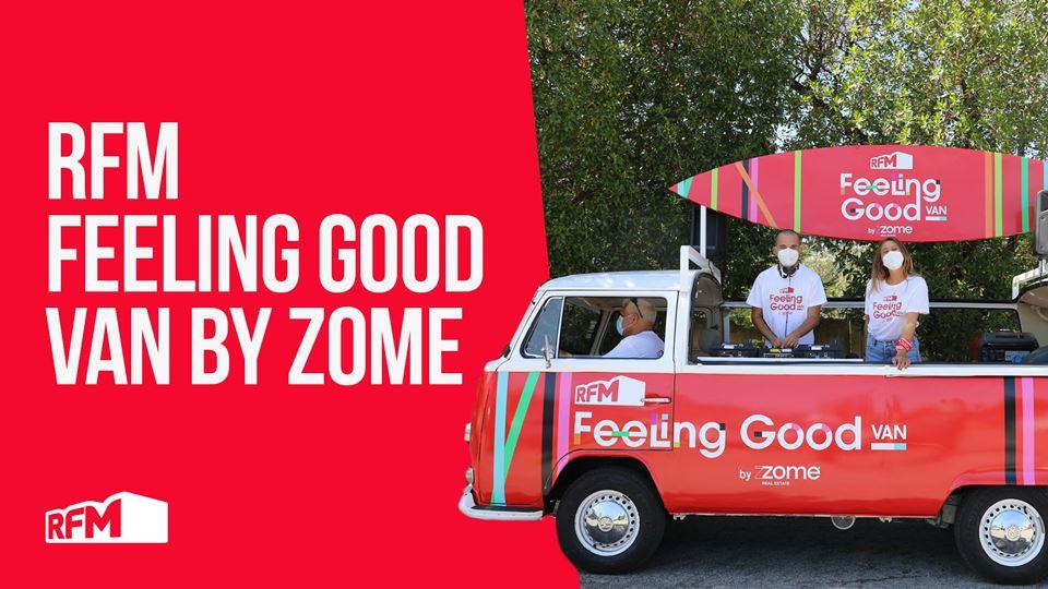 RFM Feeling Good Van by Zome