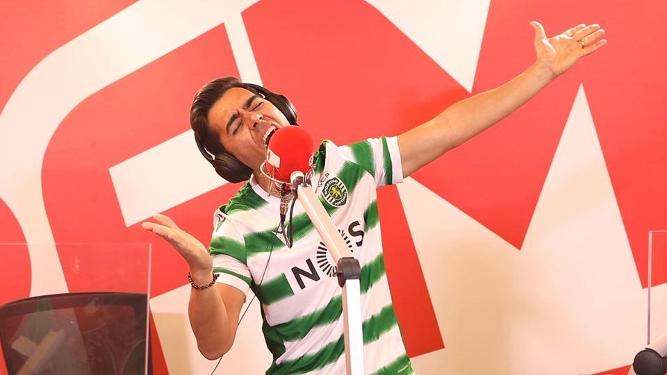 Pedro Fernandes faz homenagem ...