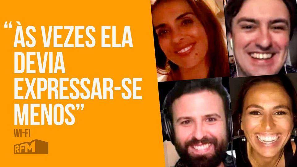 Catarina Furtado no Videocast ...