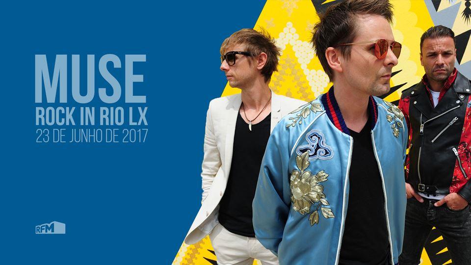 Muse no Rock in Rio 2018