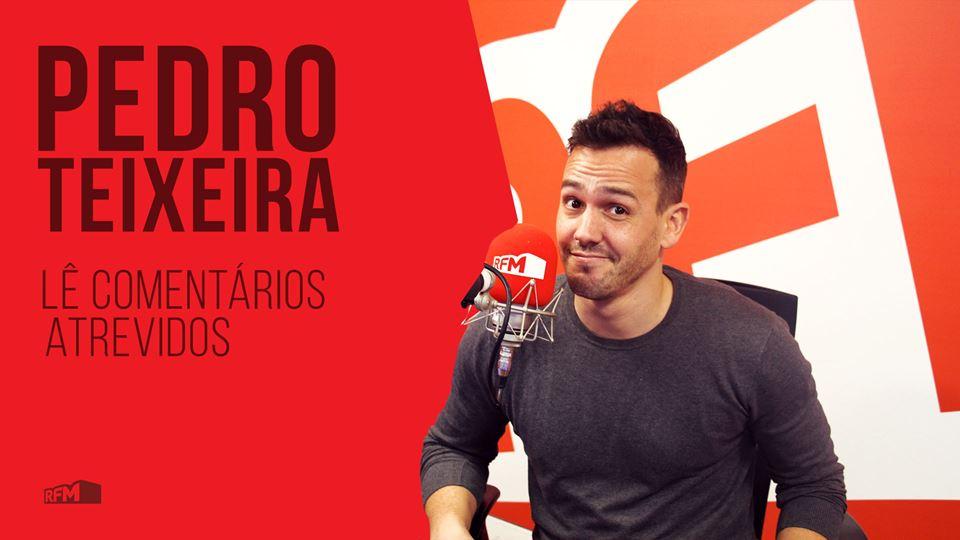 Pedro Teixeira no BFF da RFM