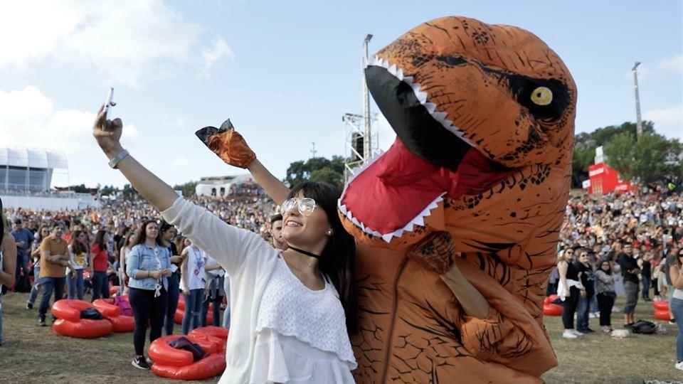 O Dinossauro da RFM também foi...