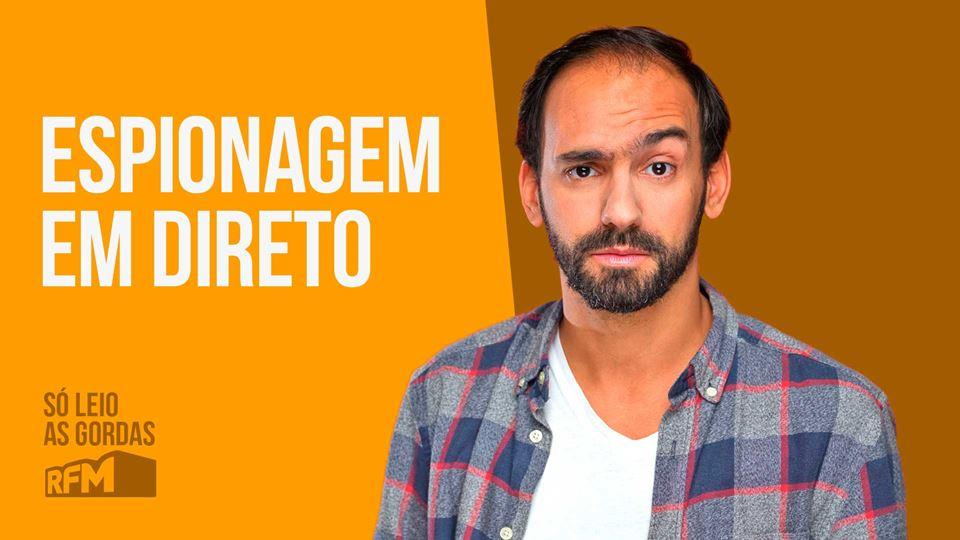 Duarte Pita Negrão: Espionagem...