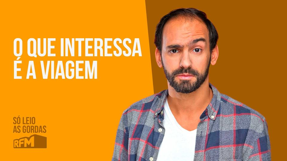 RFM - SÓ LEIO AS GORDAS: O QUE...
