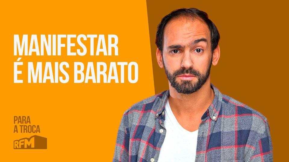 Duarte Pita Negrão: Manifestar...