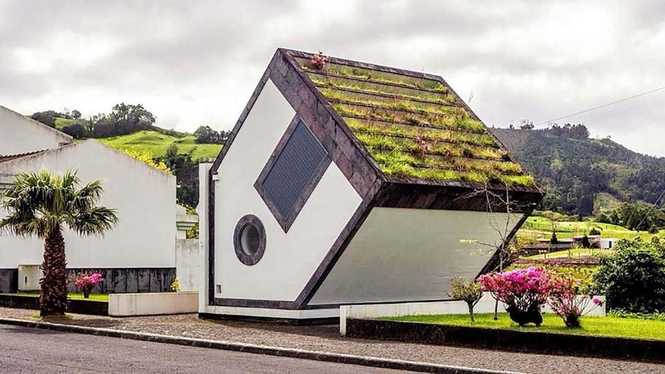 As casas mais estranhas de Por...