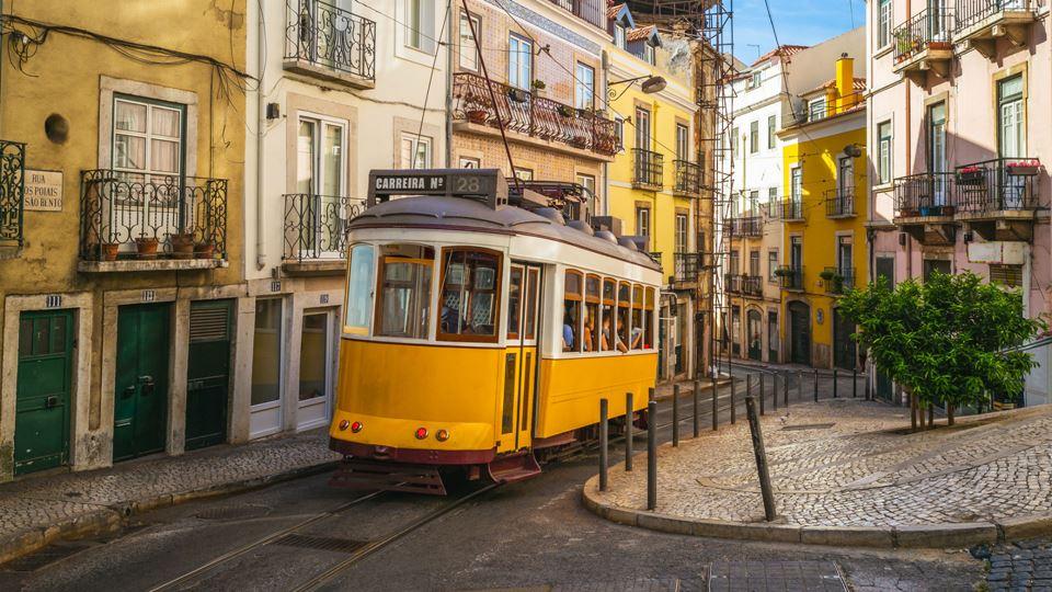 Lisboa é uma das melhores cida...