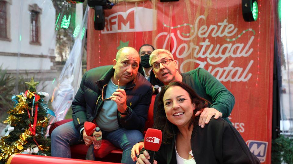 António Mendes, João Lobo, Ana Colaço e Paulo Fragoso