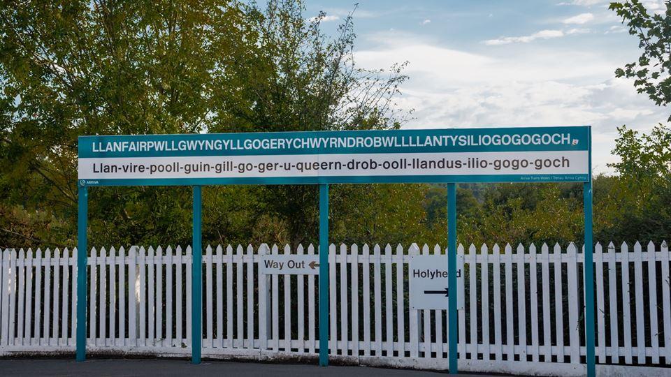 Estação de Llanfair PG