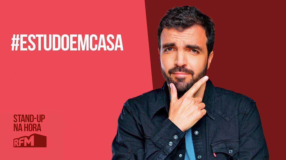 Salvador Martinha: #estudoemcasa