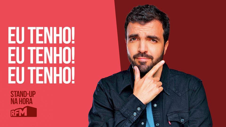Salvador Martinha: Eu tenho! E...