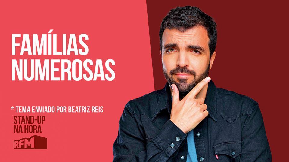 Salvador Martinha: Famílias nu...