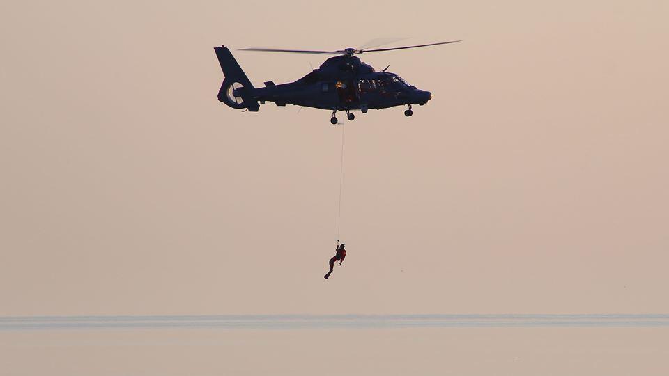 Força Aérea Portuguesa salva j...