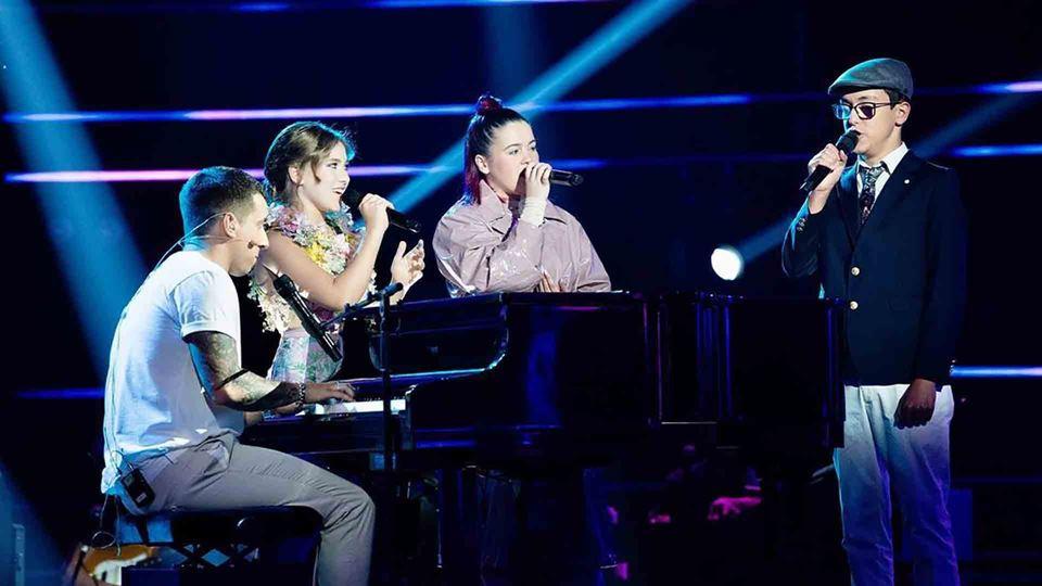Fernando Daniel canta no The V...