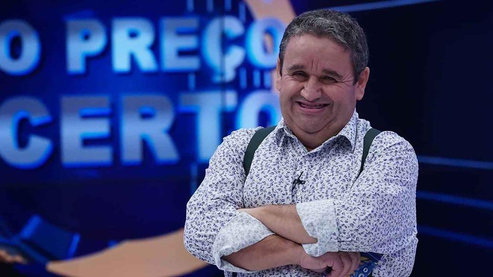 Fernando Mendes perde 40 quilo...