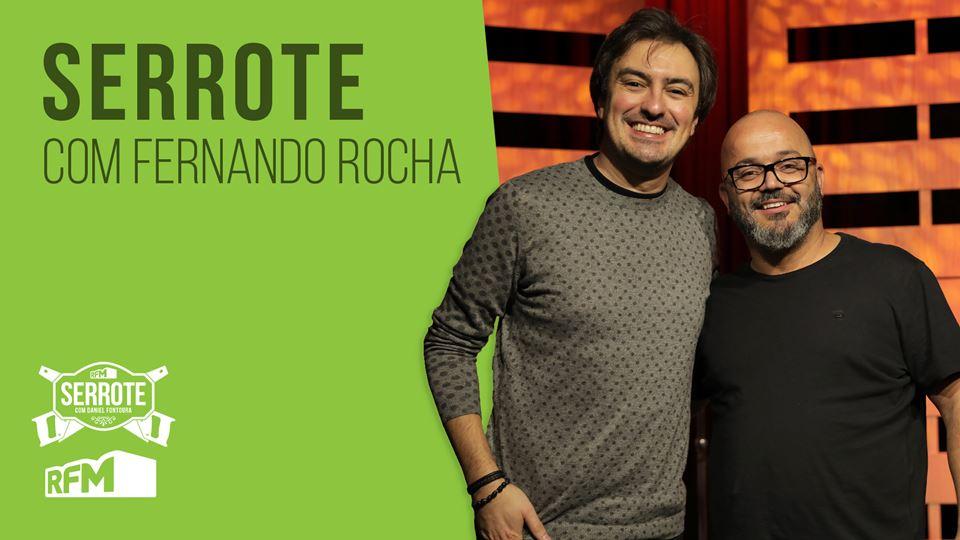 SERROTE - Fernando Rocha