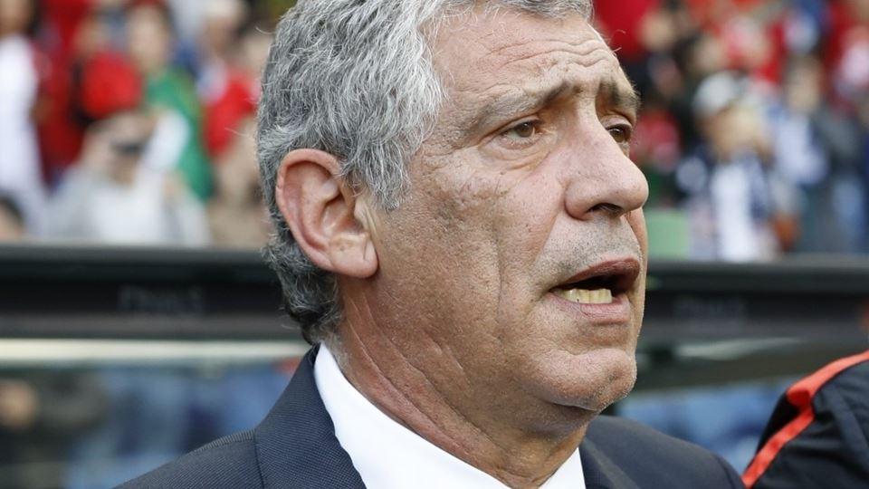 Fernando Santos é o selecionad...
