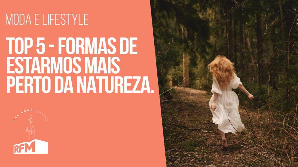 Ana Gomes Living: top 5 formas...