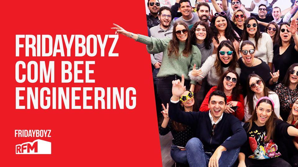 Bee Engineering com Fridayboyz
