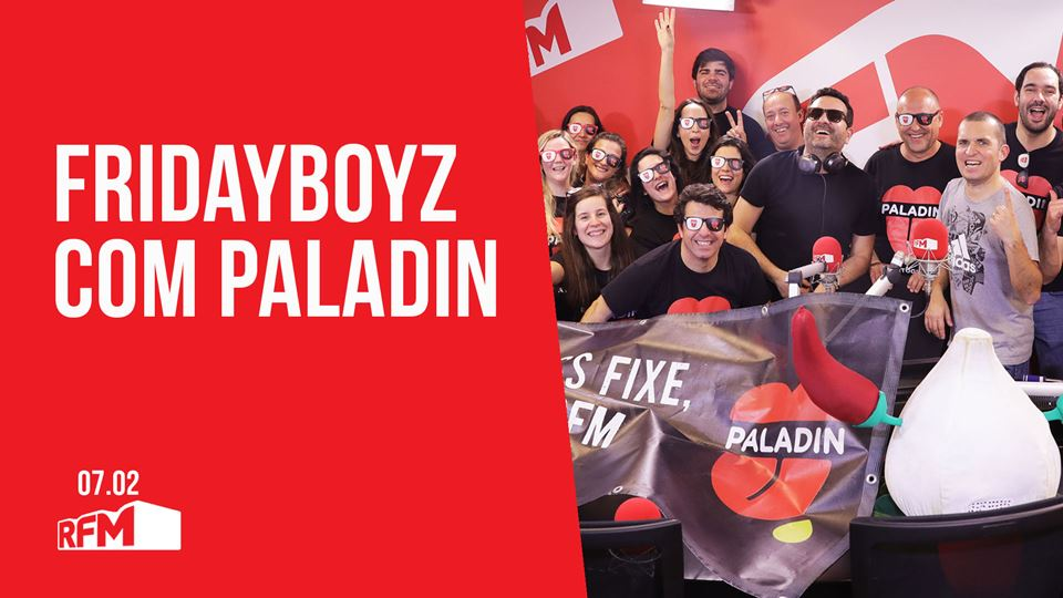 Fridayboyz com Paladin