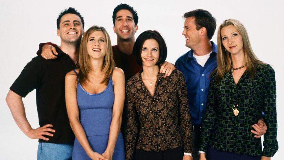Como seria Friends se fosse gr...