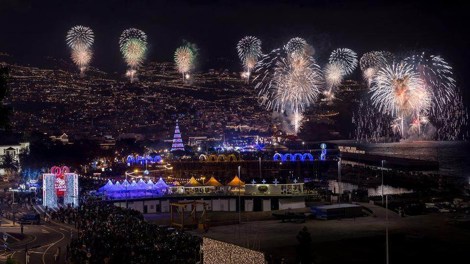 Funchal vai ter fogo de artifí...
