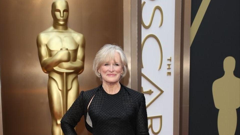 Glen CLose Oscars