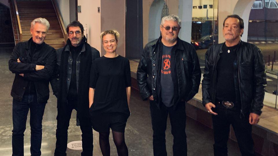 Gui, Kalu, Ana Ventura, Tim e João Cabeleira - apresentação do livro  - 9 Novemvro 2020