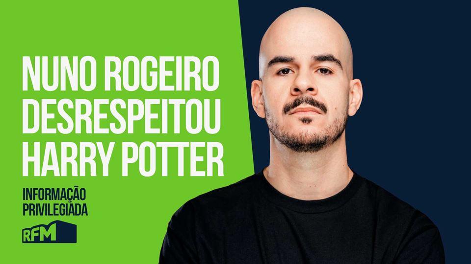 Nuno Rogeiro desrespeitou Harr...