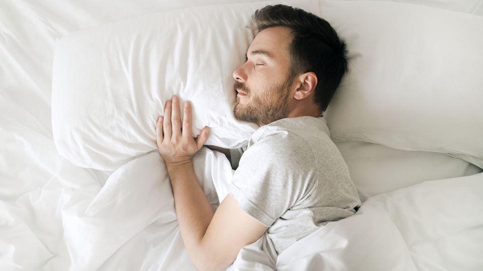 Se queres dormir melhor, não t...