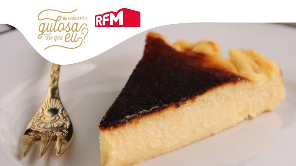 Cheesecake Queimado Basco (sem...