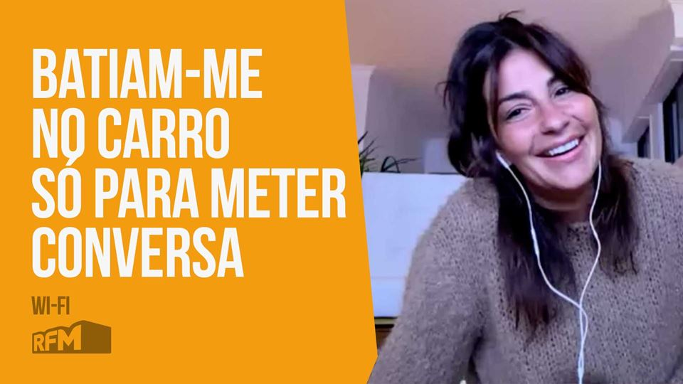 Cara Podre com Isabel Figueira