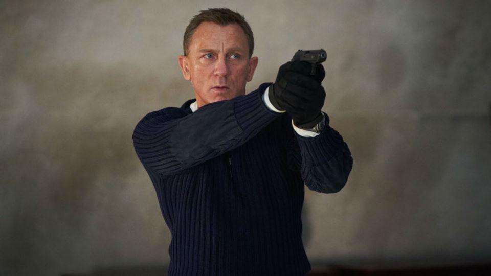 """""""007: Sem tempo para morrer"""" j..."""
