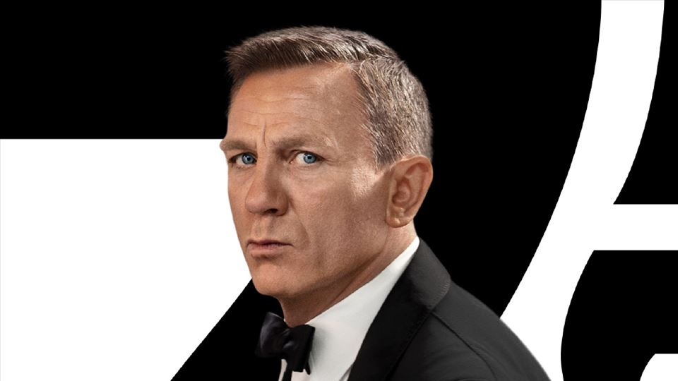 James Bond Novo Poster