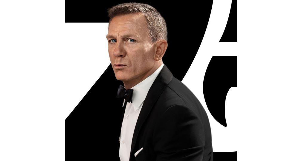 O agente 007 vai chegar com a ...