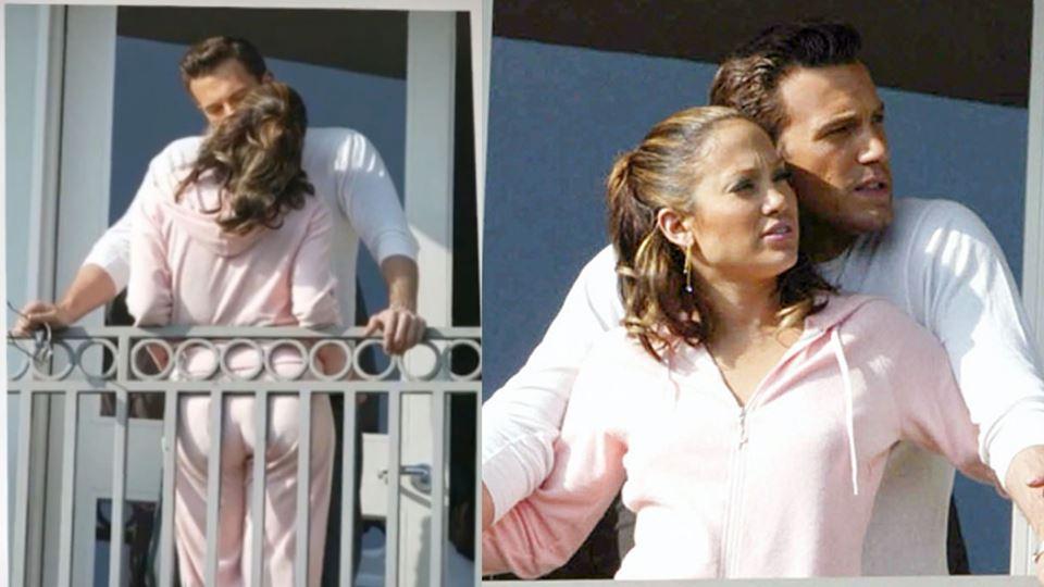 Jennifer Lopez e Ben Affleck: ...