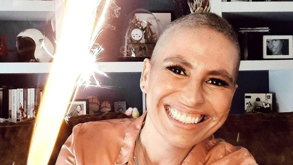 Joana Cruz celebra enorme vitó...