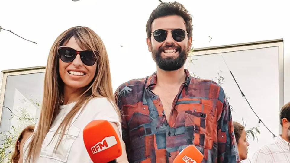 Joana Cruz e Rodrigo Gomes em direto do Kick-off do Rock in Rio Lisboa 2022