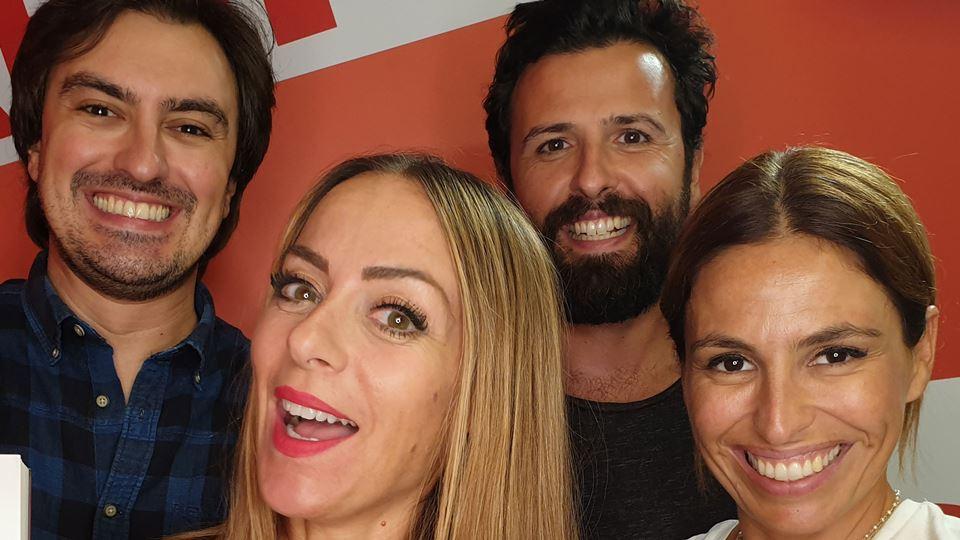 Joana Amaral Dias no Wi-fi da RFM