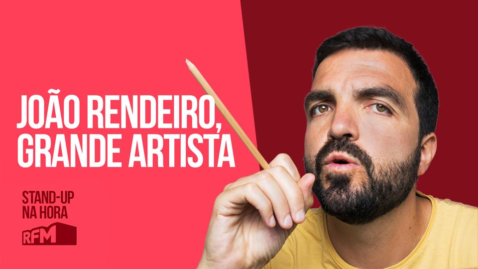STAND UP NA HORA: JOÃO RENDEIR...