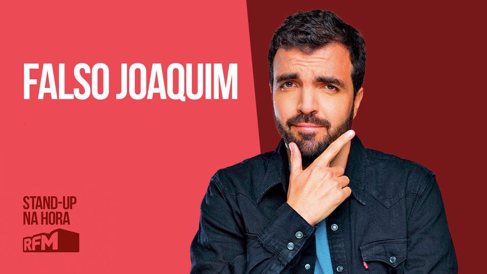 Salvador Martinha: Falso Joaquim