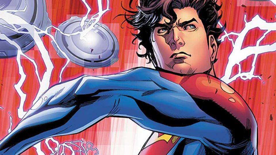 Nova personagem do Super-Homem...